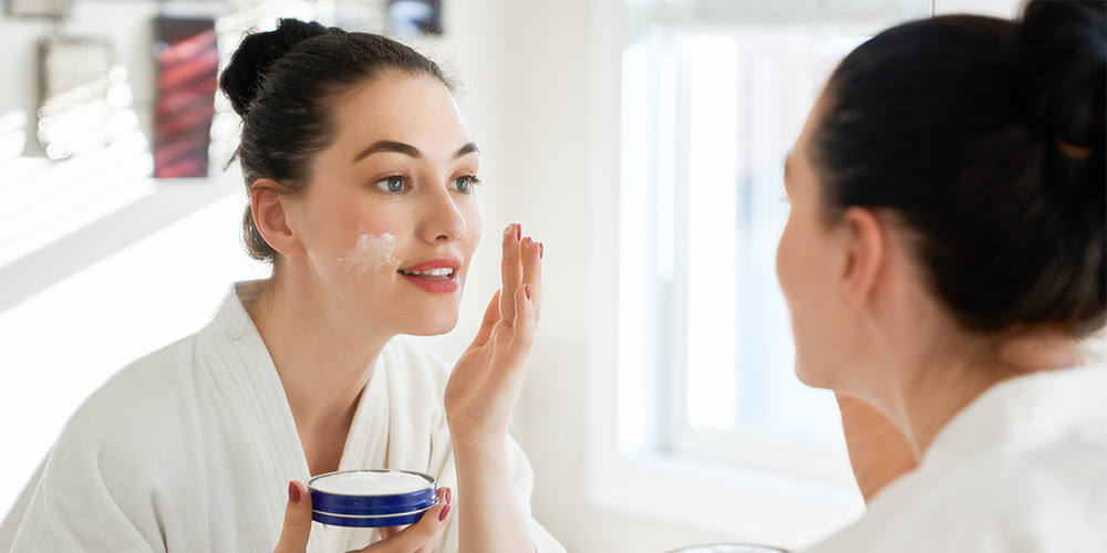 how to identify and treat dry skin